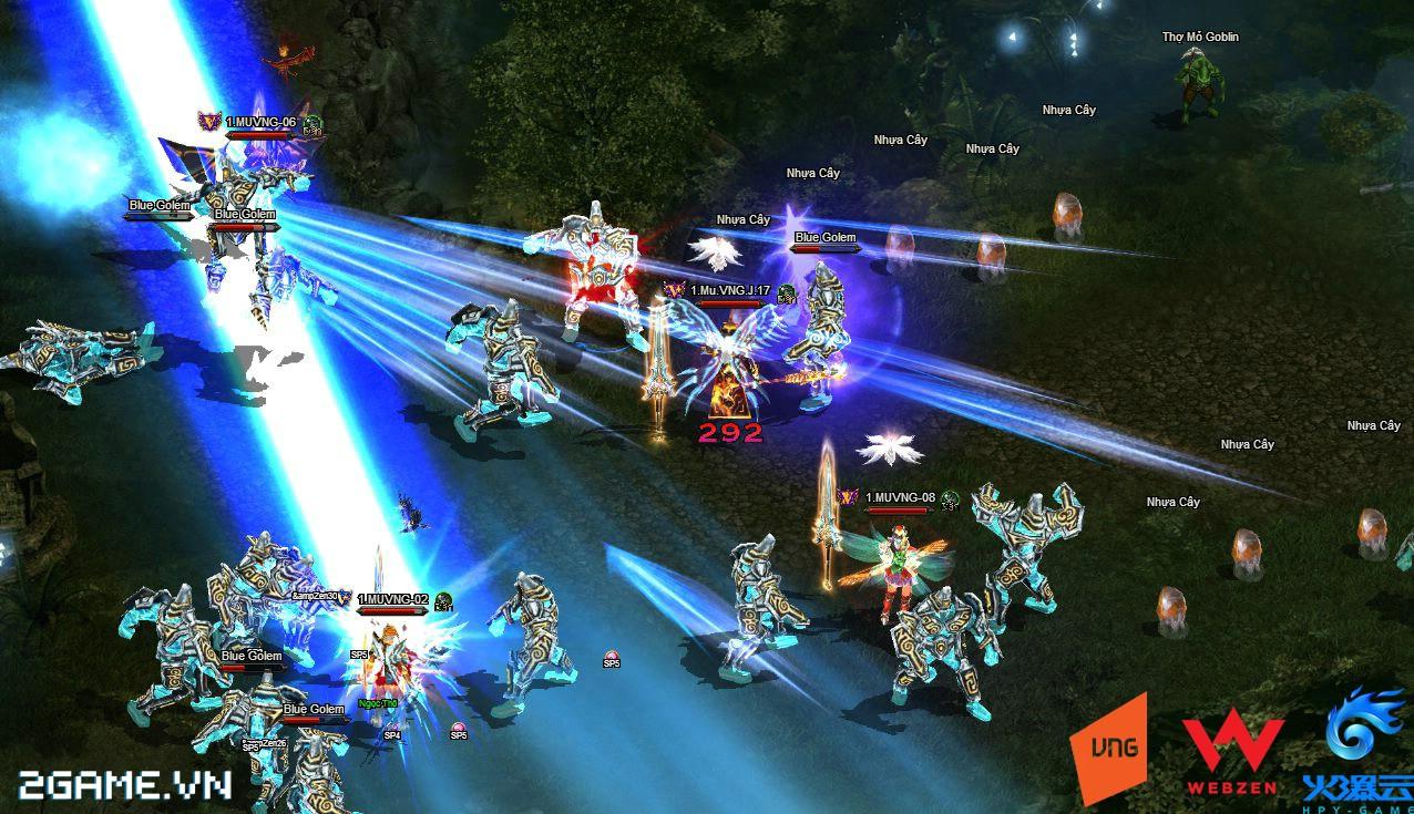 5 game online về MU Online đã ra mắt tại Việt Nam 5