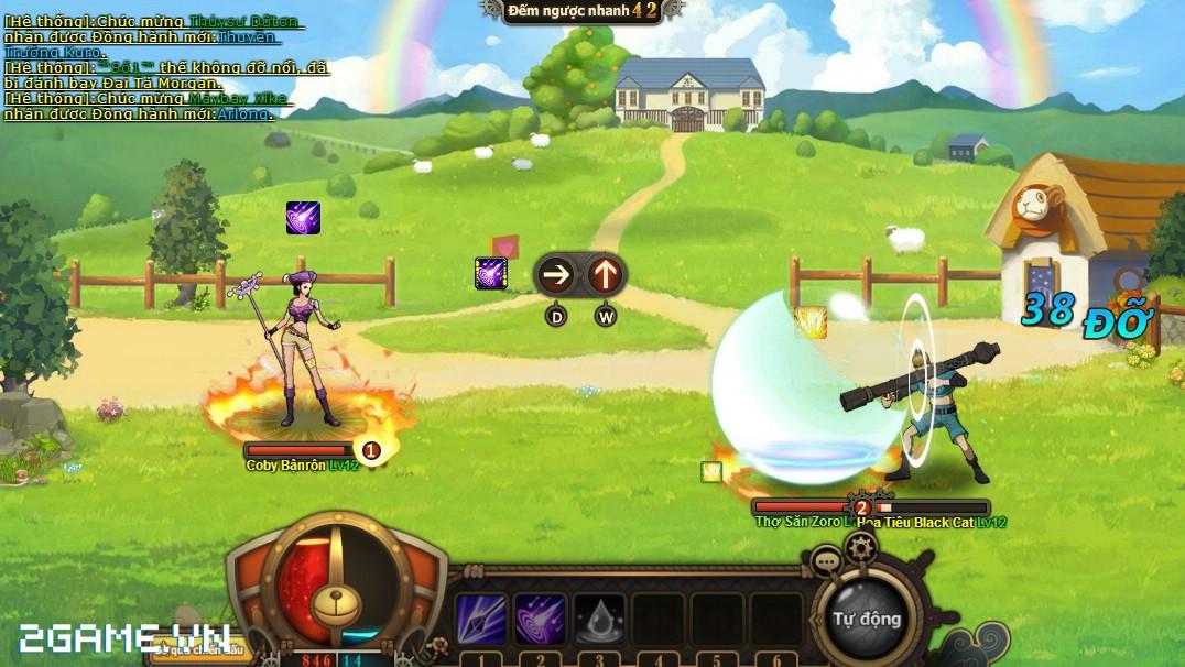 9 game online vẫn giữ được sức hút dù ra mắt trước tết Nguyên Đán 2