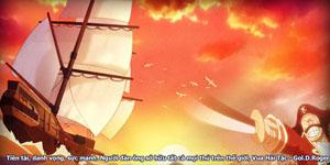 Xem lại anime OnePiece qua lối chơi của game Đại Hải Trình