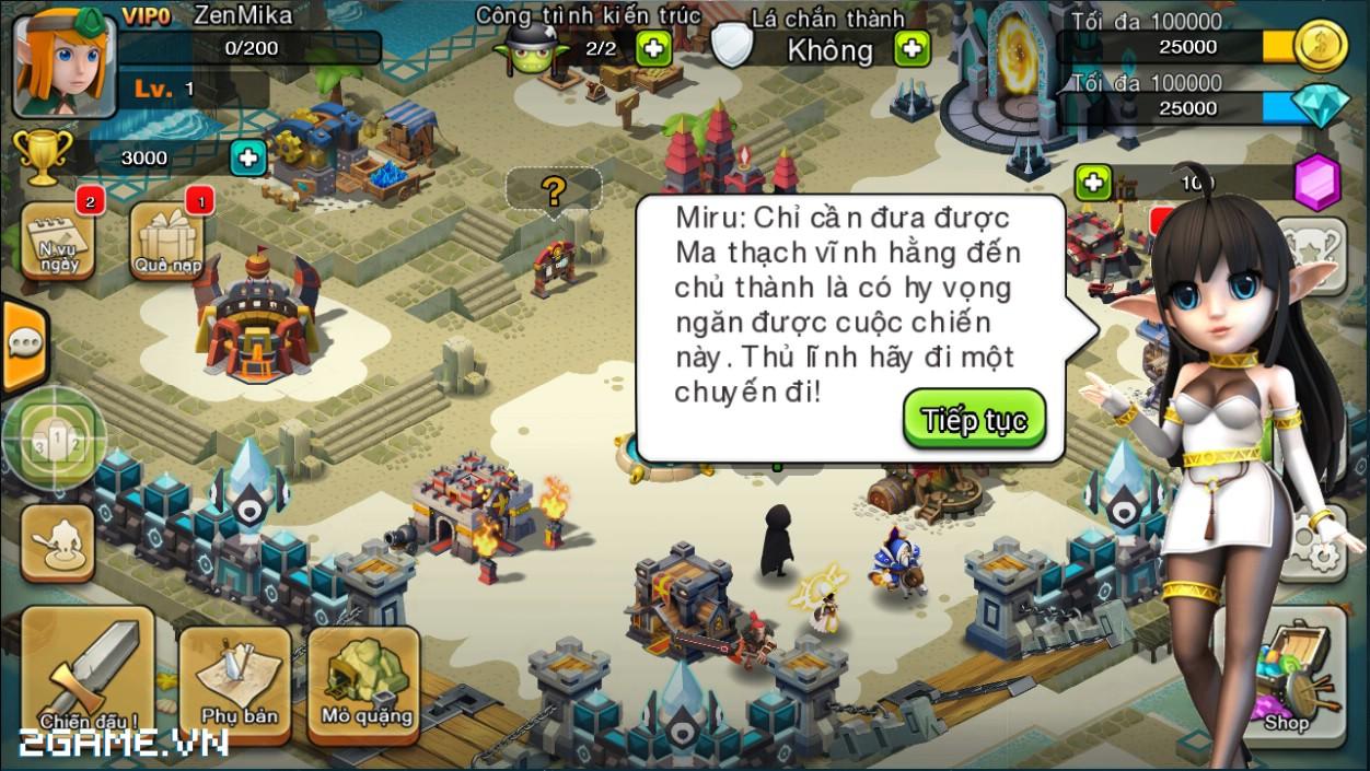 Đế Chế Hồi Sinh: Tựa game mobile chiến thuật phá cách 0