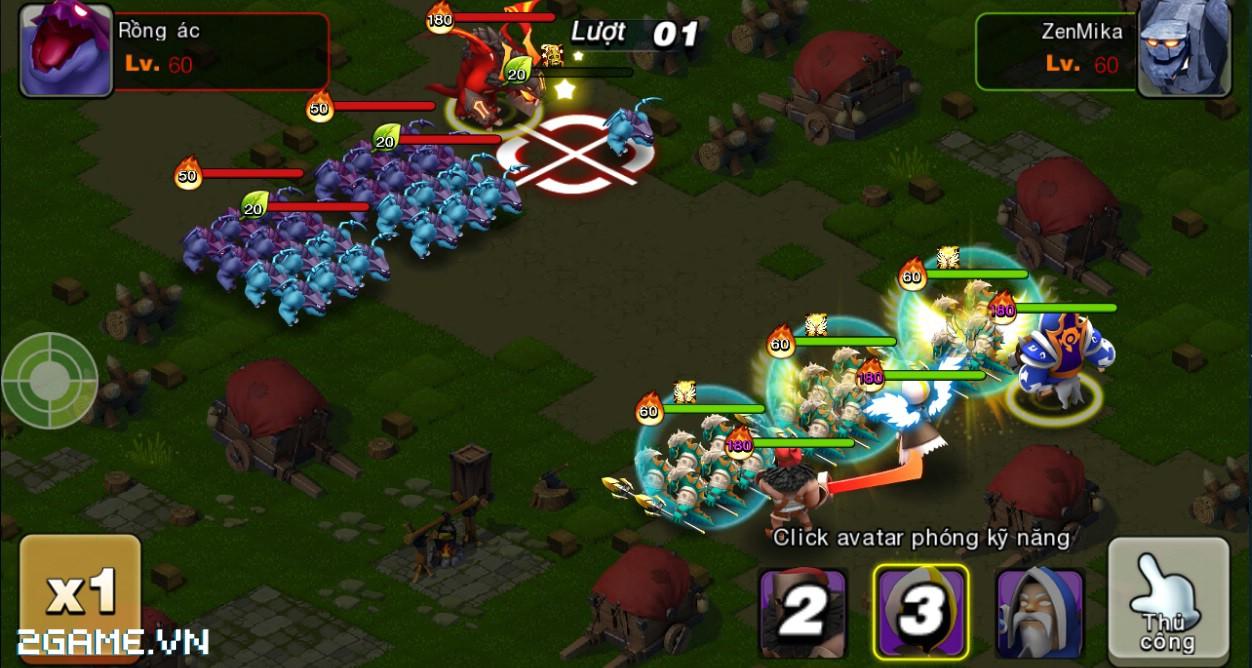 Đế Chế Hồi Sinh: Tựa game mobile chiến thuật phá cách 2