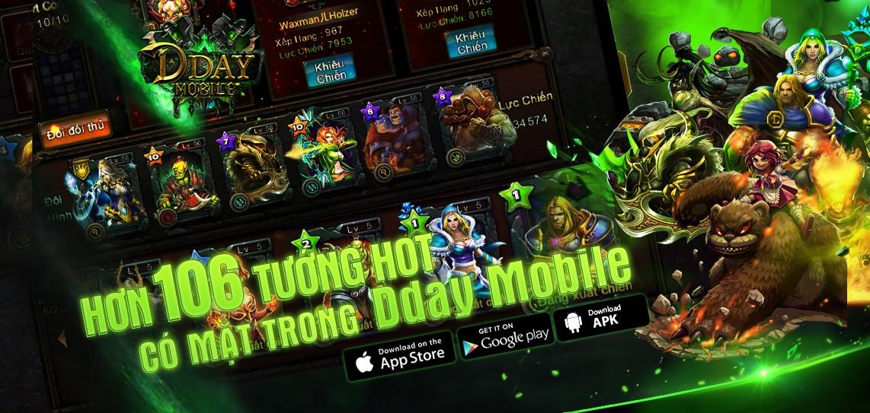 Dday Mobile chính thức ấn định ngày ra mắt vào 14/01 1