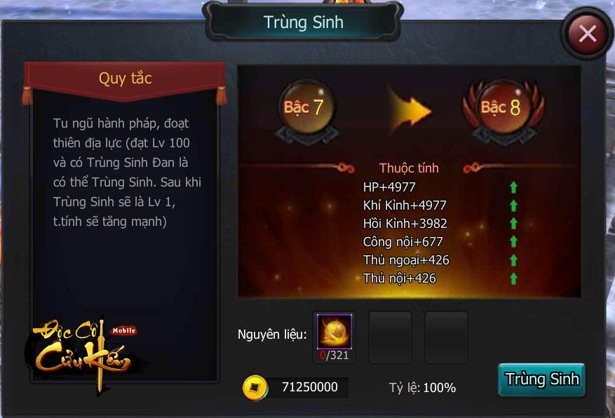 Trùng sinh có phải là tính năng đáng mong đợi ở game mobile? 3