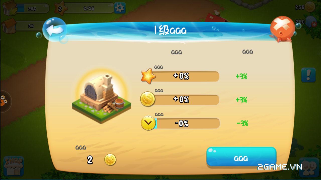 Ai cũng có thể trở thành chúa đảo trong Vườn Vui Vẻ 3V 4