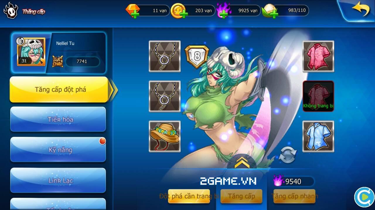 Chơi thử game Tử Thần 3D mobile bản tiếng Trung