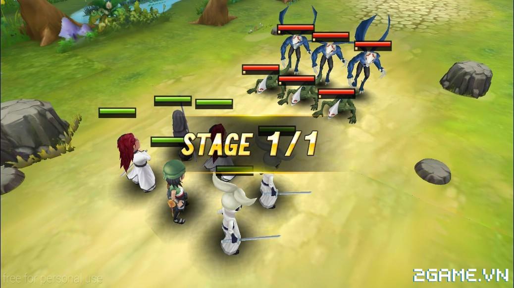 Game Tử Thần 3D mobile mang đề tài Bleach cập bến Việt Nam 1