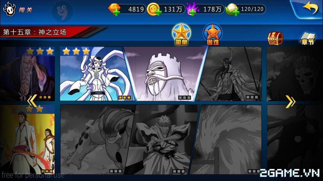 Game Tử Thần 3D mobile mang đề tài Bleach cập bến Việt Nam 8