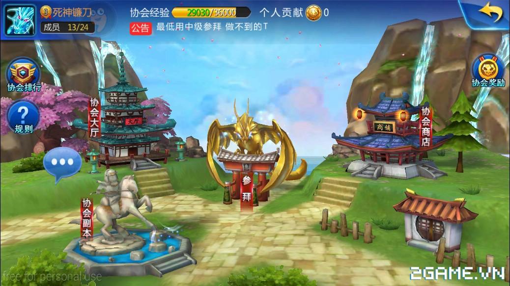 Game Tử Thần 3D mobile mang đề tài Bleach cập bến Việt Nam 9