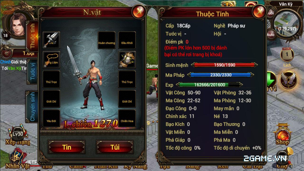 Chí Tôn Võ Lâm – Người anh em cùng cha khác mẹ với Đồ Sát Mobile 2