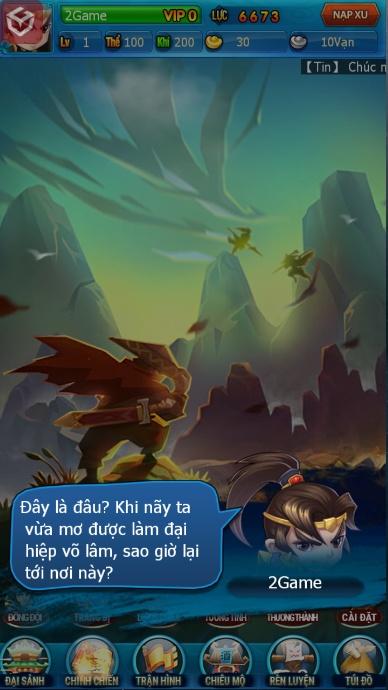 Kim Dung Truyện - Phiên bản kiếm hiệp của Ai Là Vua 1