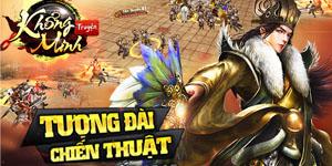 Tặng 315 giftcode game Khổng Minh Truyện