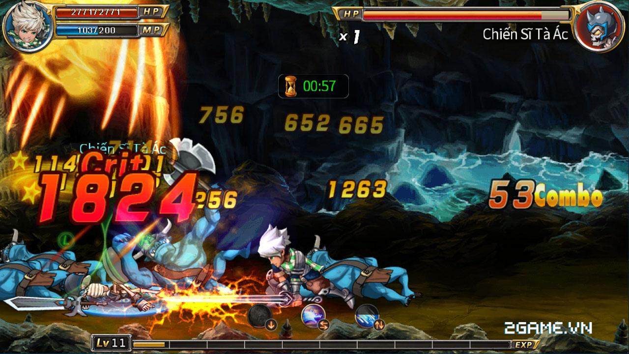 Thần Thoại Mobile - Sword of Soul chính thức ra mắt phiên bản Việt 3