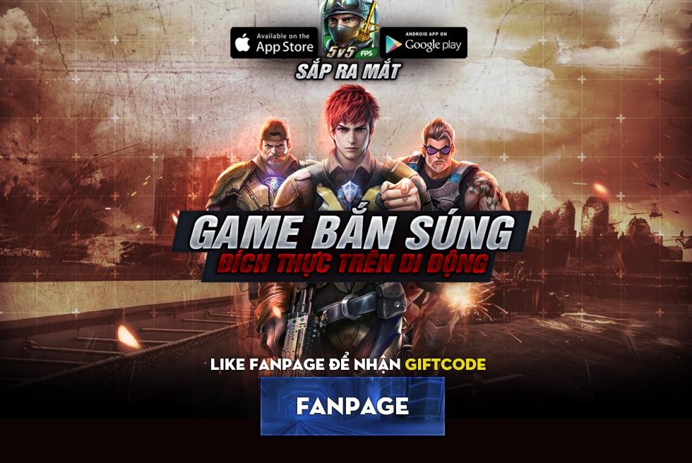 Tập Kích mobile được VTC Mobile phát hành tại Việt Nam 0