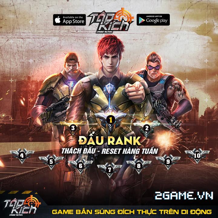 Tập Kích mobile được VTC Mobile phát hành tại Việt Nam 2