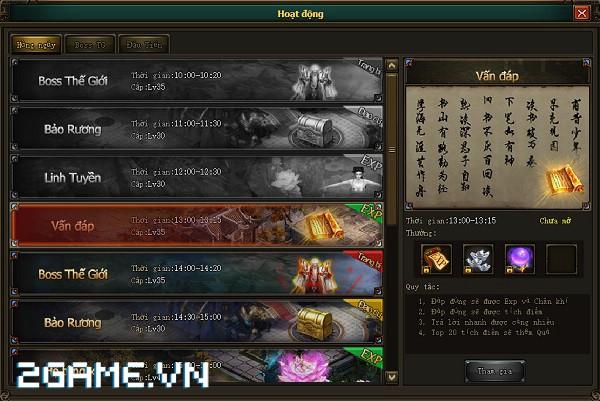 Những điều không thể bỏ qua cho tân thủ webgame Hoa Thiên Cốt 2