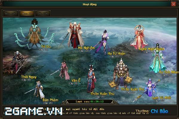 Những điều không thể bỏ qua cho tân thủ webgame Hoa Thiên Cốt 3