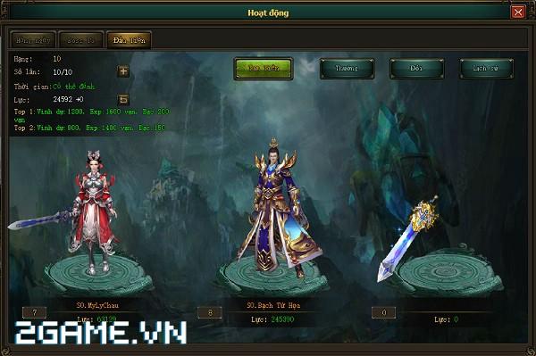 Những điều không thể bỏ qua cho tân thủ webgame Hoa Thiên Cốt 4