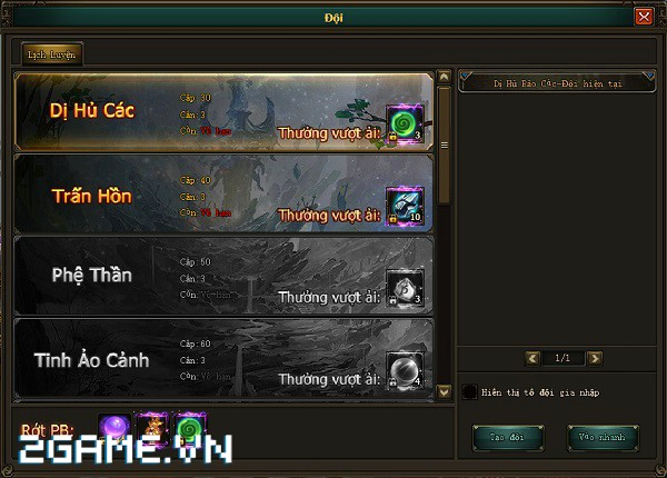 Những điều không thể bỏ qua cho tân thủ webgame Hoa Thiên Cốt 5