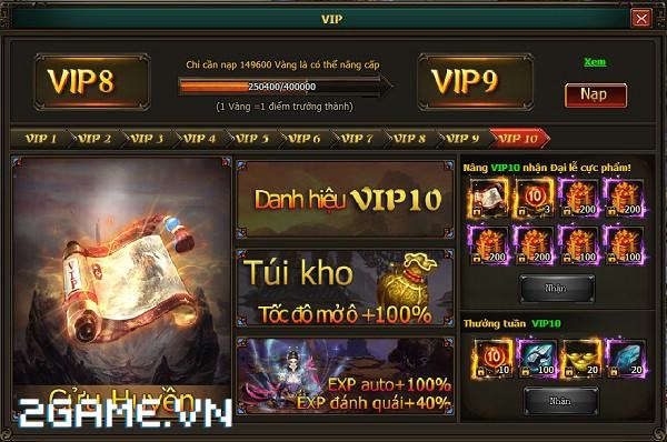 Những điều không thể bỏ qua cho tân thủ webgame Hoa Thiên Cốt 8
