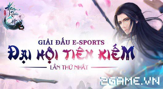 Đại hội Tiên Kiếm Hoa Thiên Cốt – làn gió lạ E-Sports cho làng game Việt 1