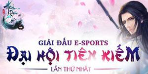 Đại hội Tiên Kiếm Hoa Thiên Cốt – làn gió lạ E-Sports cho làng game Việt