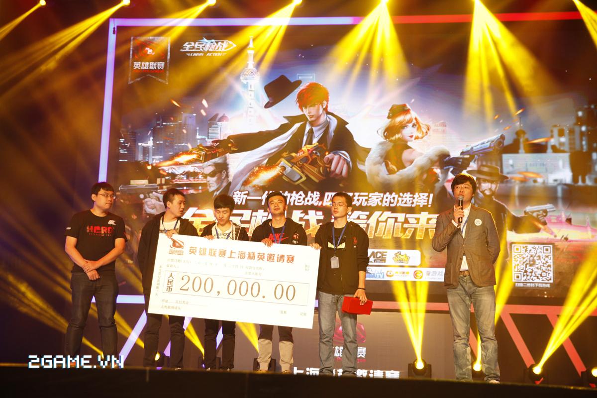 Game Tập Kích đặt nền móng cho xu hướng Mobile eSports ở Trung Quốc 9