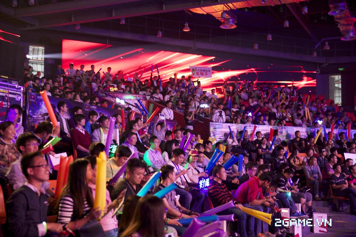 Game Tập Kích đặt nền móng cho xu hướng Mobile eSports ở Trung Quốc 10