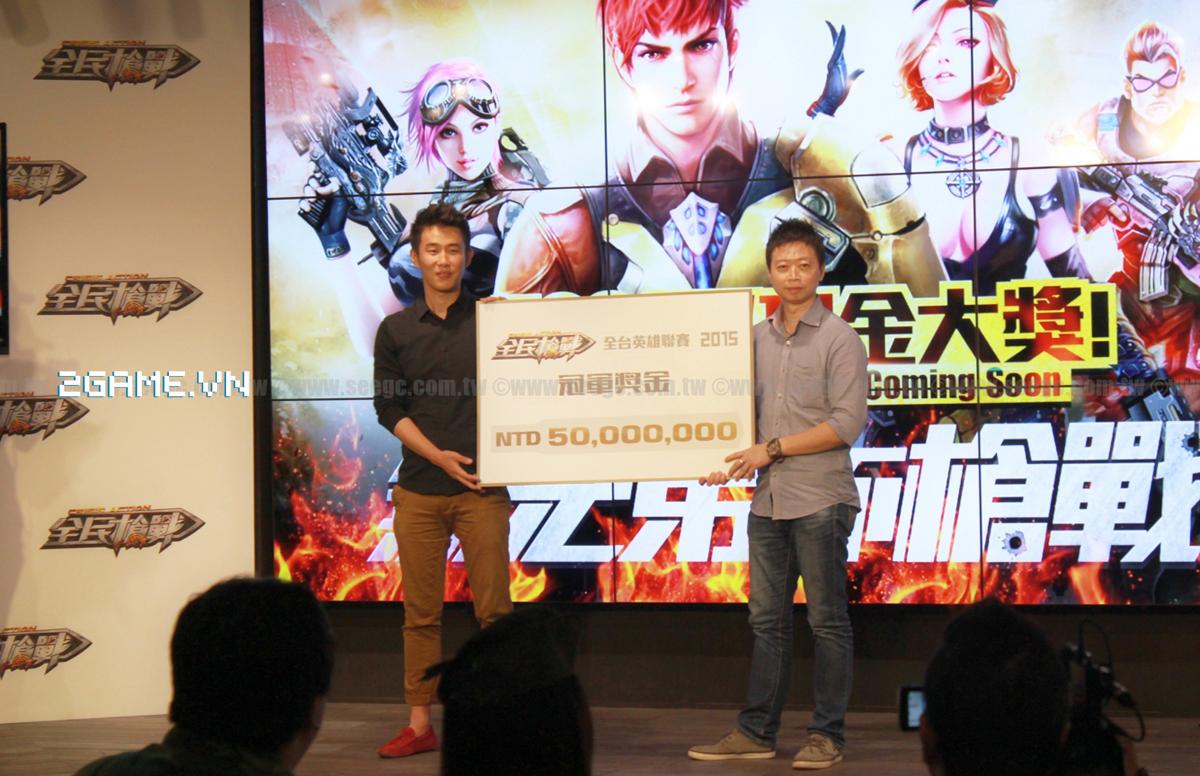 Game Tập Kích đặt nền móng cho xu hướng Mobile eSports ở Trung Quốc 2