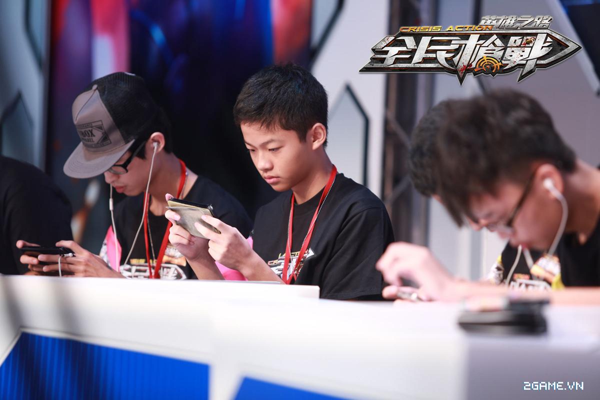 Game Tập Kích đặt nền móng cho xu hướng Mobile eSports ở Trung Quốc 5