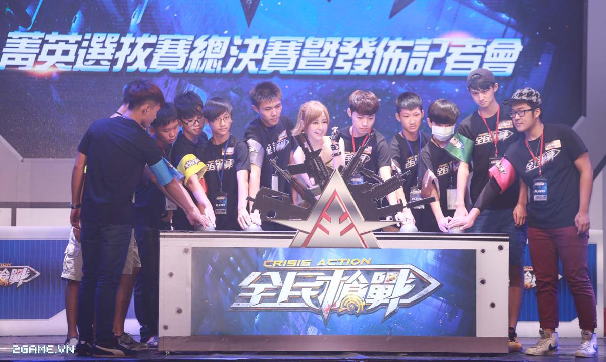 Game Tập Kích đặt nền móng cho xu hướng Mobile eSports ở Trung Quốc 1