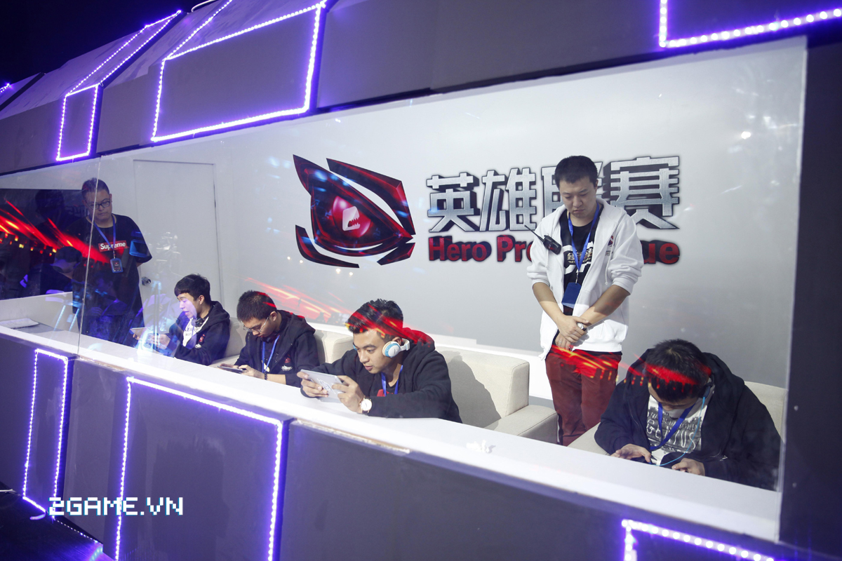 Game Tập Kích đặt nền móng cho xu hướng Mobile eSports ở Trung Quốc 3