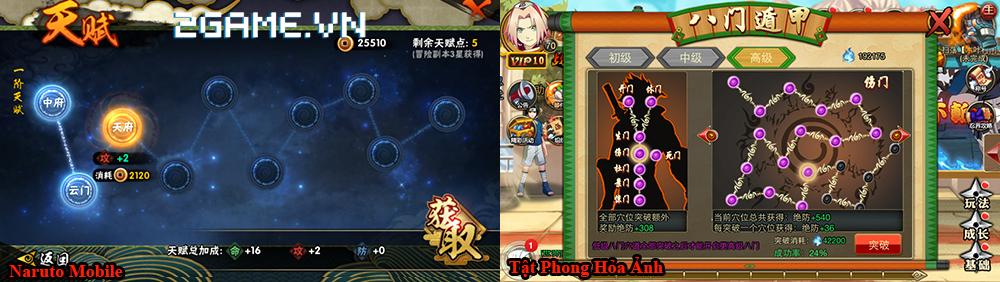 Huyền Thoại Naruto đang cố nhại theo lối chơi của Naruto Mobile chính hãng 3
