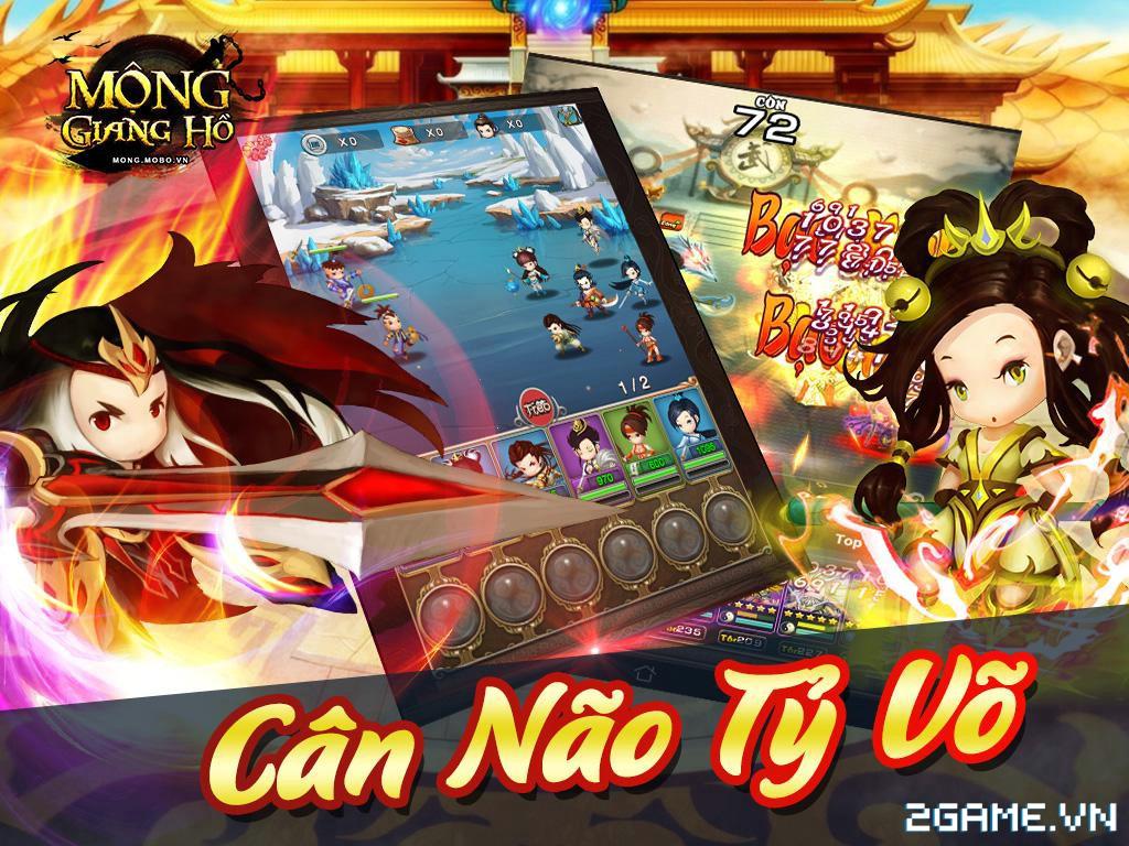 Top 17 game online đông vui bậc nhất Việt Nam, nếu
