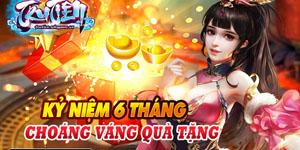 Tặng 310 giftcode game Tru Tiên Mobile