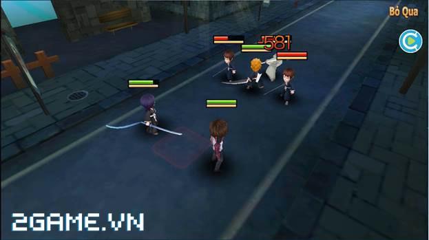 Tử Thần 3D, game đề tài Manga sẽ do VGG phát hành 3