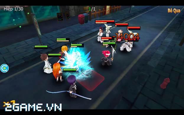 Tử Thần 3D, game đề tài Manga sẽ do VGG phát hành 1