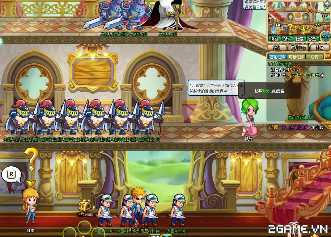 One Piece ZeZe - Chơi Vua Hải Tặc phong cách nhập vai màn hình ngang 0