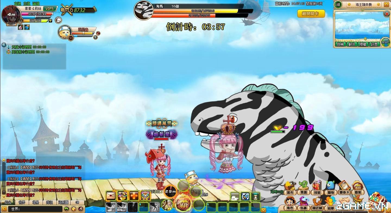 One Piece ZeZe - Chơi Vua Hải Tặc phong cách nhập vai màn hình ngang 3