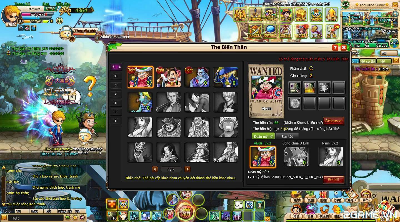 One Piece ZeZe chuẩn bị đến tay game thủ Việt 2