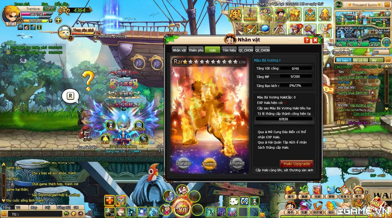 One Piece ZeZe chuẩn bị đến tay game thủ Việt 3