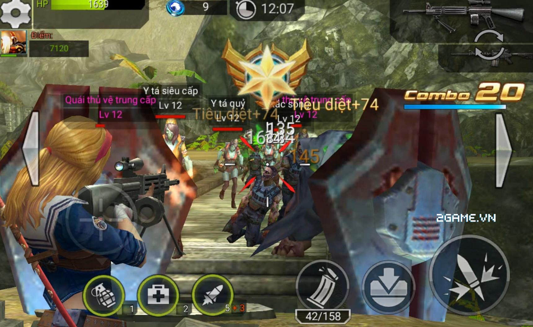 Chiến Dịch Huyền Thoại bắt đầu cho game thủ vào săn boss 1