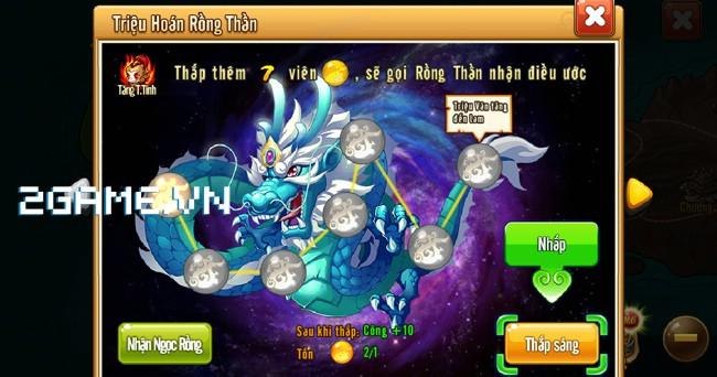 Ngọc Rồng Tam Quốc - Khi sử 3Q kết hợp cùng Dragon Ball 5