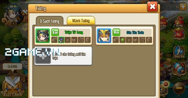 Ngọc Rồng Tam Quốc - Khi sử 3Q kết hợp cùng Dragon Ball 6