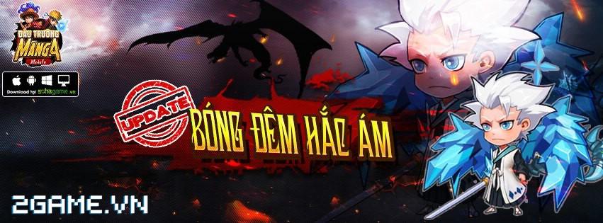 """Bộ truyện tranh Bleach tiếp tục """"xâm chiếm"""" Đấu Trường Manga 0"""