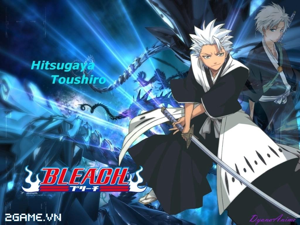 """Bộ truyện tranh Bleach tiếp tục """"xâm chiếm"""" Đấu Trường Manga 1"""
