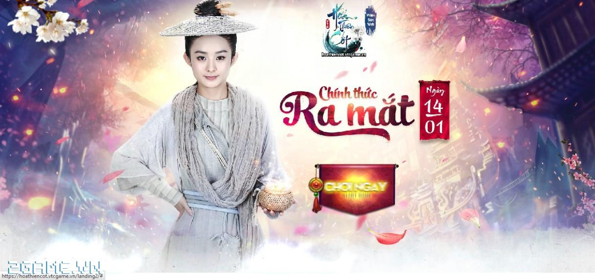 Tặng 420 giftcode game Hoa Thiên Cốt Web 0