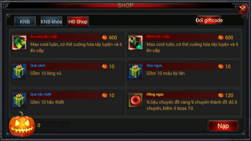 Tặng 220 giftcode game Đồ Sát Mobile 3
