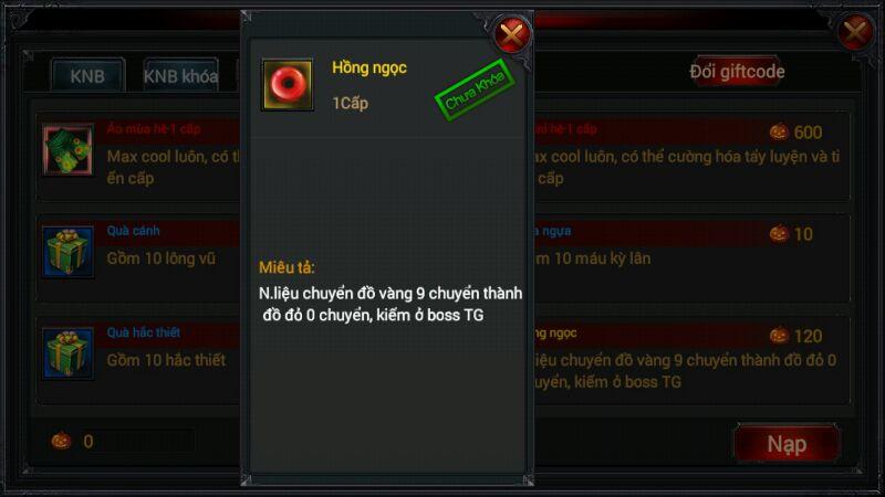 Tặng 220 giftcode game Đồ Sát Mobile 4