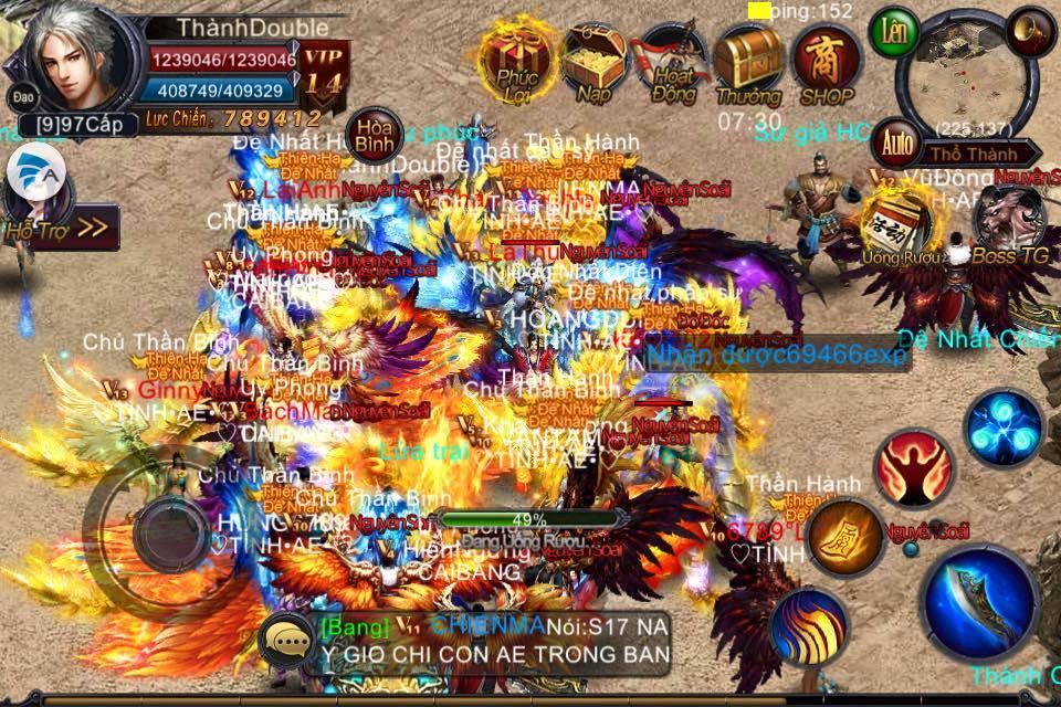 Tặng 220 giftcode game Đồ Sát Mobile 5