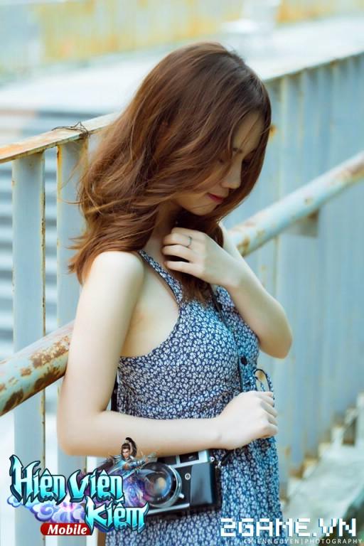 Cộng đồng Hiên Viên Kiếm ngây ngất trước 2 nữ GM xinh như vợ Diệp Vấn 10